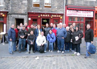 Guided Bar Crawls for Stag & Hen Groups