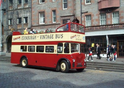 Edinburgh Bus Tour