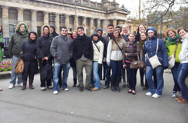 Group bookings edinburgh hostels