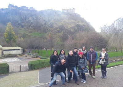 Edinburgh Group Bookings