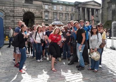 Free Edinburgh Walking Tours
