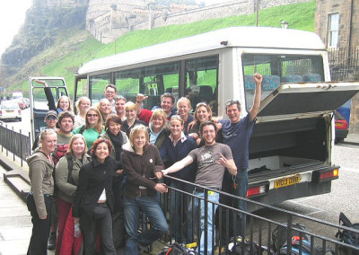Bus Tours Edinburgh