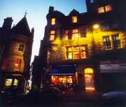 Edinburgh Backpackers Building
