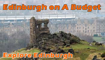 Edinburgh On A Budget
