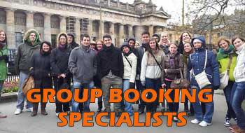 We are Edinburgh Group Booking Experts