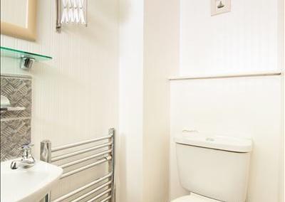 City Centre Hostel bathroom