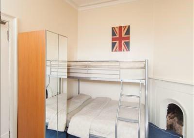 city centre hostel triple