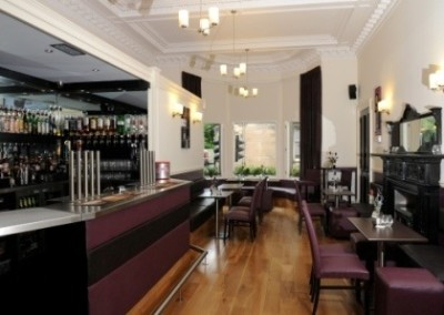 west end hotel bar