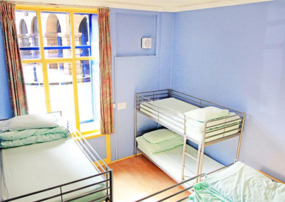 Cowgate budget apartments 4 bed
