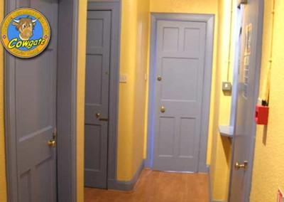Cowgate hallway