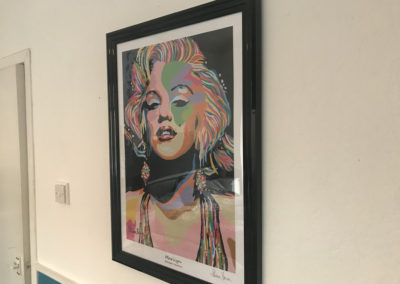 Marilyn Pic Edinburgh Room