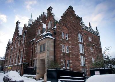 Old Schoolhouse Edinburgh